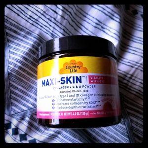 County Life Maxi-Skin w/ Vitamins A & C